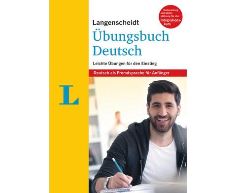 UEbungsbuch Deutsch - Leichte UEbungen fuer den Einstieg