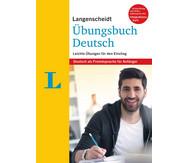 Übungsbuch Deutsch - Leichte Übungen für den Einstieg