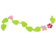 Blumen-Girlande, 10-teilig