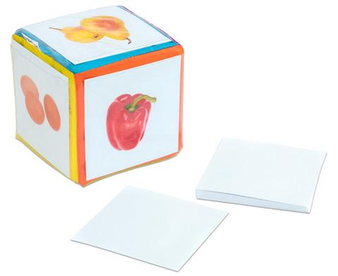 Pocket Cube mit Blanko-Karten-3