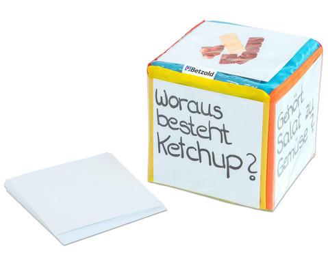 Pocket Cube mit Blanko-Karten-4