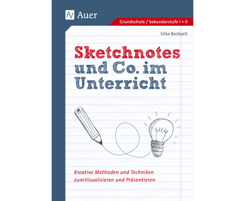 Sketchnotes und Co im Unterricht