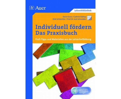 Individuell foerdern - Das Praxisbuch