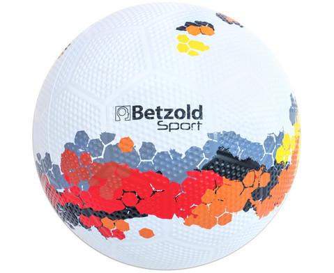 Schulhof-Fussball