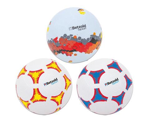 Betzold Schulhof-Fussball-Set