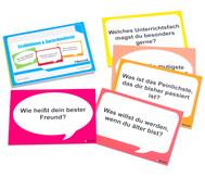Karten für Sprechanlässe und Erzählideen