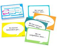 Karten zur Reflexion und für Sprechanlässe