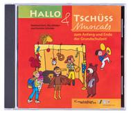 CD - Hallo und Tschüss Musicals
