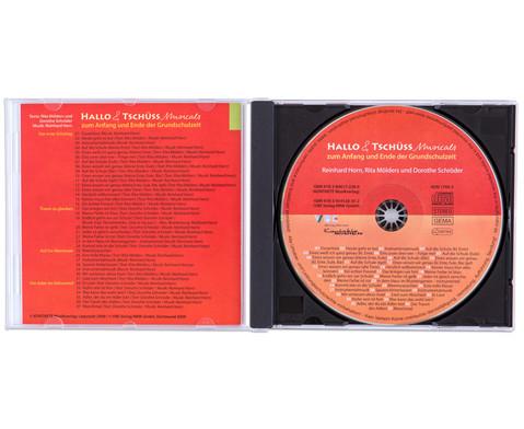 CD - Hallo und Tschuess Musicals-4