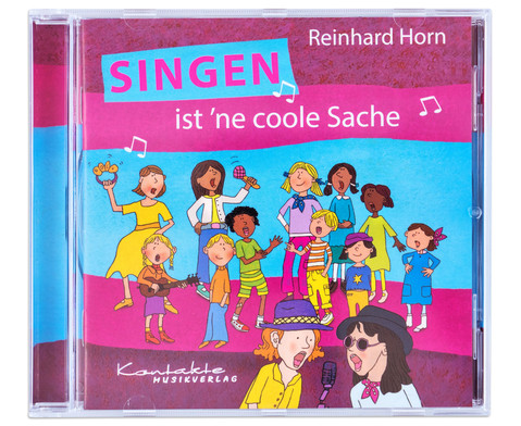 CD - Singen ist ne coole Sache