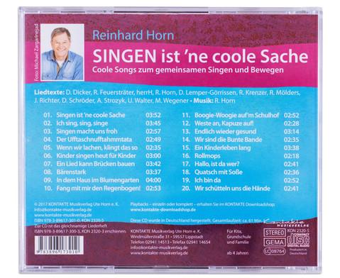 CD - Singen ist ne coole Sache-3