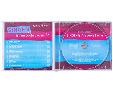 CD - Singen ist ne coole Sache-4