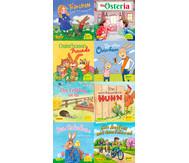 Osterbesuch bei Pixi, 8 Pixi-Bücher