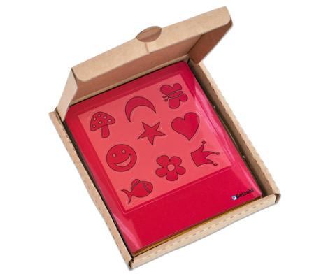 Magnetische Bilderrahmen 12 Stueck mit Motiv-Magneten-13
