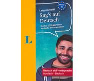 Sag´s auf Deutsch - Langenscheidt Kurdisch - Deutsch