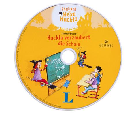Huckla verzaubert die Schule - Englisch Buch TING-Edition-7
