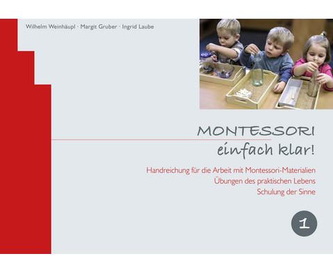 MONTESSORI einfach klar - Band 1