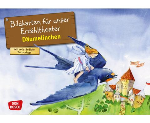 Bildkarten Daeumelinchen