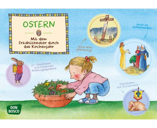 Don Bosco Bildkartenset: Ostern