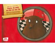 Bildkarten: Mama, da steht ein Bär vor der Tür!