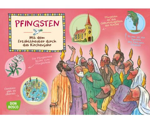 Bildkarten Pfingsten