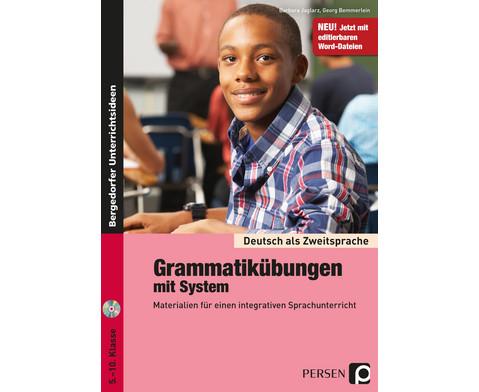 Grammatikuebungen mit System - Buch inkl CD
