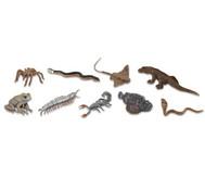 Giftige Kreaturen - Figuren Set 9-teilig