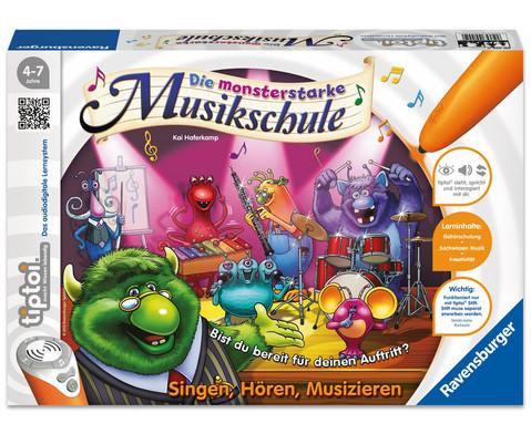 tiptoi Die monsterstarke Musikschule
