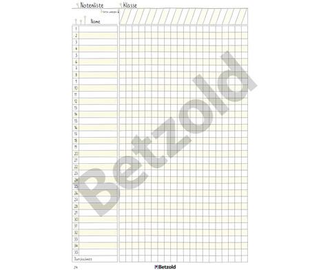 Betzold Design-Schulplaner 2018-2019 Hardcover-11