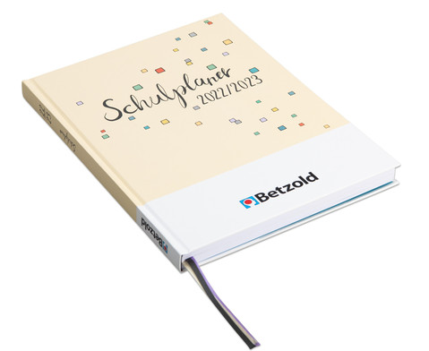 Betzold Design-Schulplaner 2019-2020 Hardcover DIN A4 Plus-2