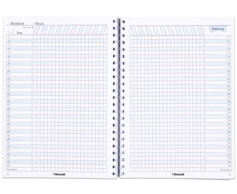 Betzold Design-Schulplaner 2018-2019 Ringbuch-5