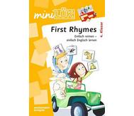 miniLÜK First Rhymes - Einfach reimen, einfach Englisch lernen