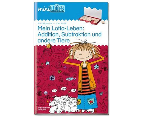miniLÜK Mein Lotta-Leben: Addition, Subtraktion und andere Tiere ...