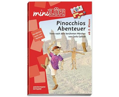 miniLUEK Pinocchios Abenteuer