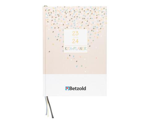 Betzold Kita-Planer 2021-2022 Hardcover DIN A4 plus