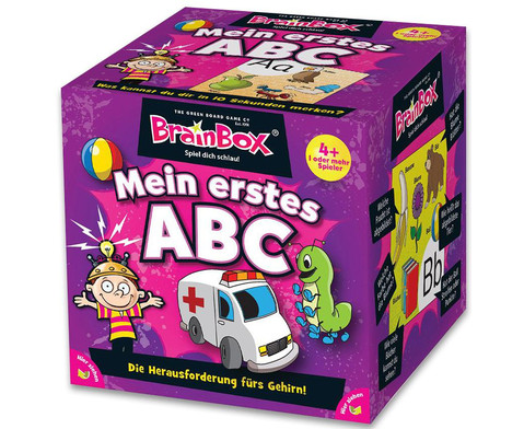 Brain Box mein erstes ABC