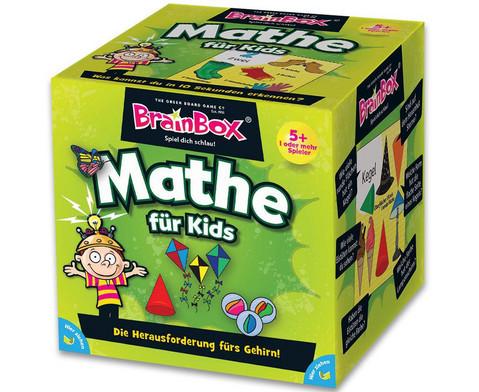 Brain Box Mathe fuer Kids