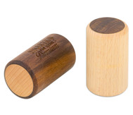 Holzshaker-Set, 2-teilig