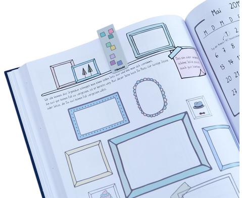 Magnetische Design-Lesezeichen 5 Stueck-5