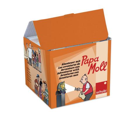 Abenteuer mit Papa Moll - Bilderbox