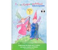 Buntes Geigenwunderland Band 1