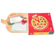 Pizza to go - Bruchrechenspiel