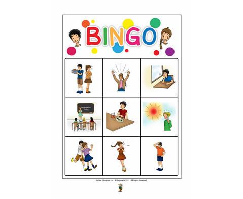 Bildkarten Empfindungen inkl Bingo Spiel-3