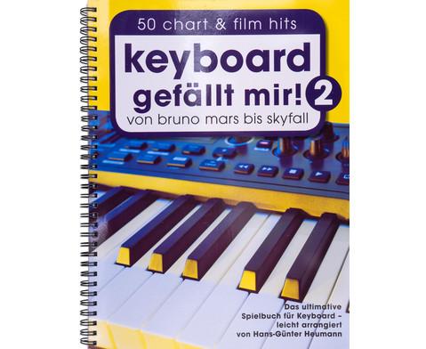 Keyboard gefaellt mir Band 2