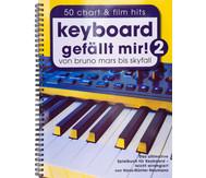 Keyboard gefällt mir! Band 2