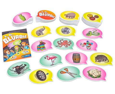 Blurble - Das Wortschatz-Spiel