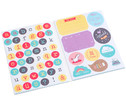 Sticker-Sammlung Happy me ueber 600 Sticker-1