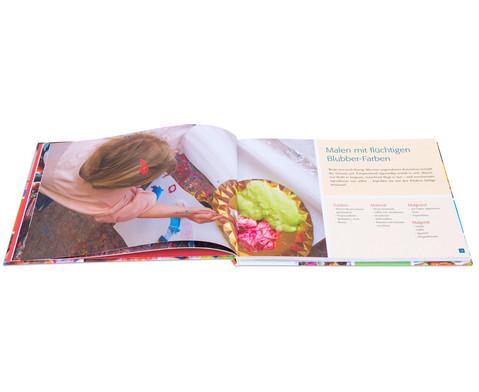 Farbenspiel - Malen mit Krippenkindern-2