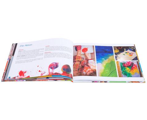 Farbenspiel - Malen mit Krippenkindern-3