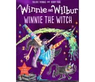 Winnie and Wilbur: Winnie the Witch + Audio CD